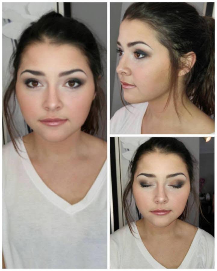 Prom Makeup - Blend