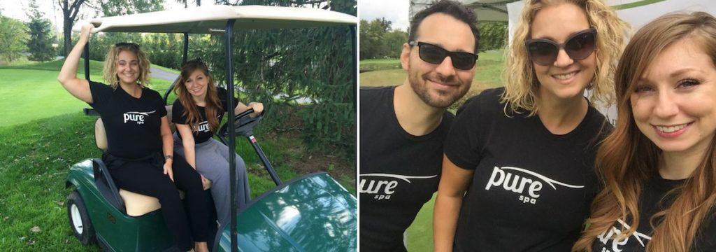 For Pete's Sake Cancer Respite - 17th Annual Golf Tournament